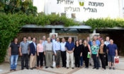Ambassador's visit to the upper Galilee