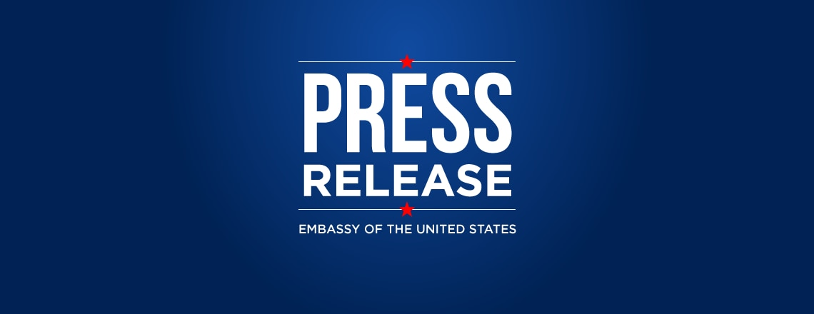Ambassador Friedman's Statement on Recent Meetings in Washington on the Peace Plan