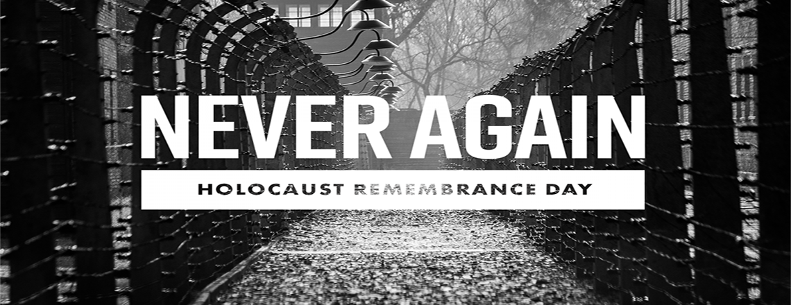 Presidential Message on International Holocaust Remembrance Day