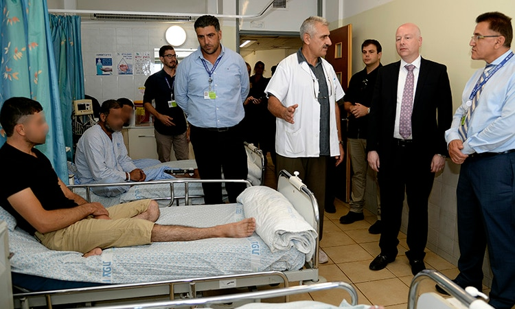 """Résultat de recherche d'images pour """"Ziv Hospital israel"""""""